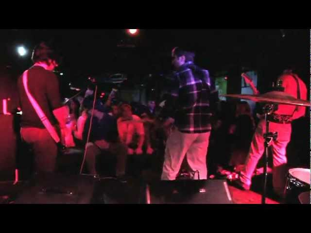 Trains & Guns-New Years 2013-Barking Dog-College Park, MD-VOL.III