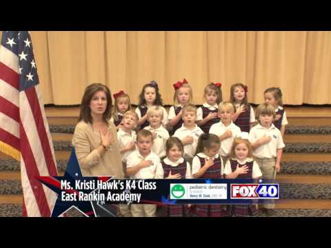 East Rankin Academy - Ms. Kristi Hawk's K4 Class