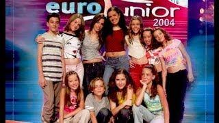 Eurojunior 2004 lluvia de amor
