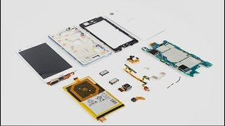 Sony Xperia Z3 Compact Disassembly