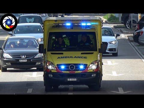 Swiss Ambulance Rescue Genève