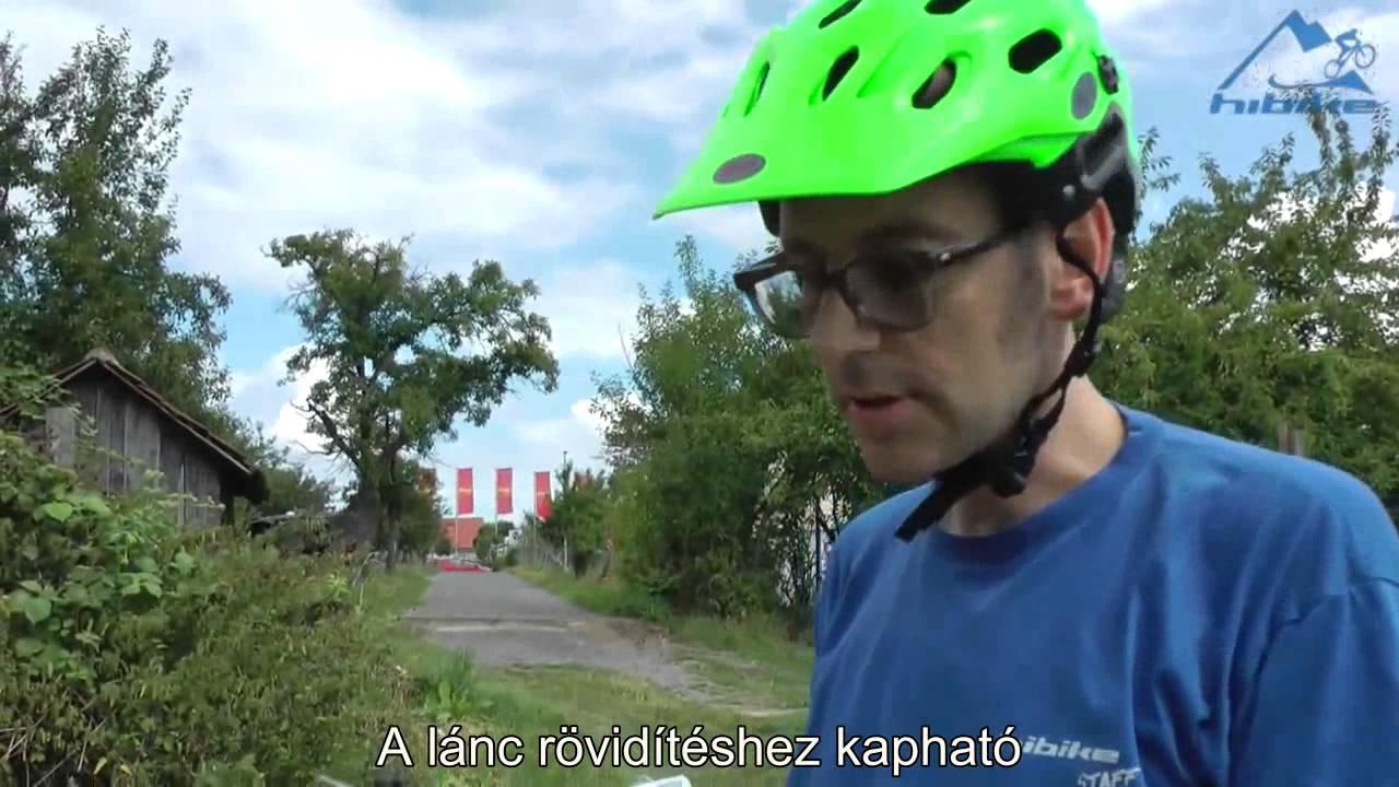 Kerékpár lánc rövidítés
