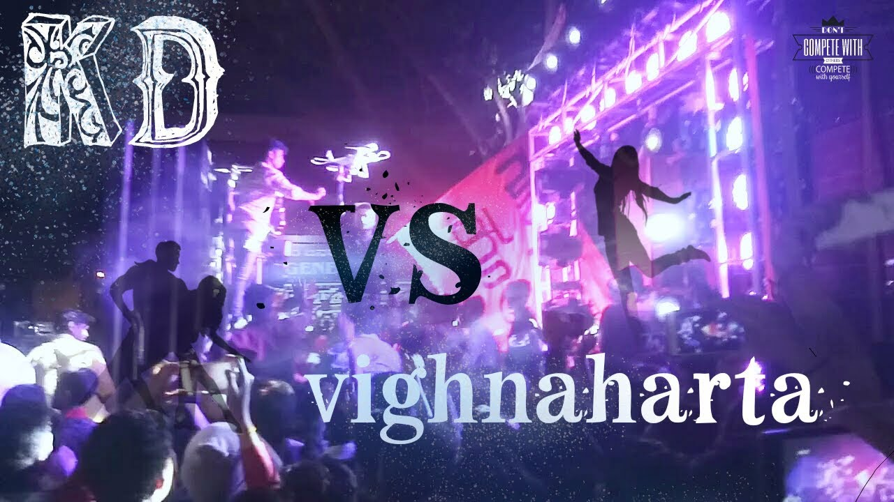 KD sound  vs  🔱 vighnaharta sound belgavi