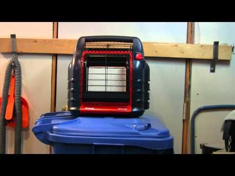 How I Heat My Garage Doovi