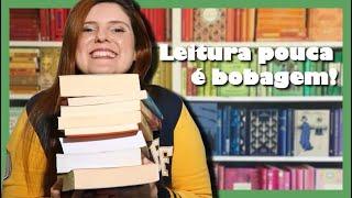 BOOK TAG DITOS LITERÁRIOS | De livro em livro