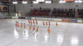 Всероссийские соревнования по фигурному катанию «Сибирские коньки»