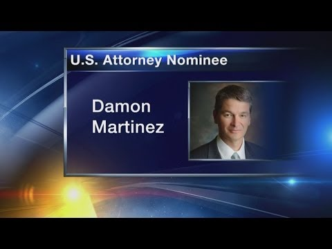 City native nominated as U.S. attorney