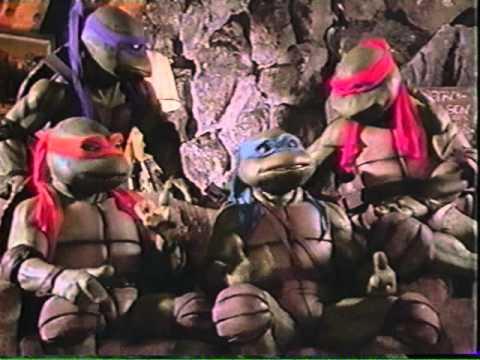 Teenage Mutant Ninja Turtles Behind The Shells Youtube