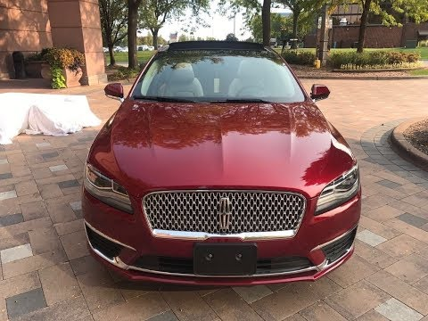 NEW 2018 Lincoln MKZ 406. NEW generations. Will be made in 2018.