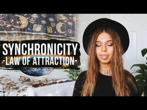 SYNCHRONICITY // Law Of Attraction