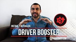Скачать Todos Los Drivers En Un Solo Lugar IOBIT DRIVER BOOSTER