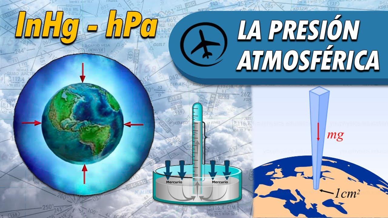 ¿Qué es la Presión Atmosférica?