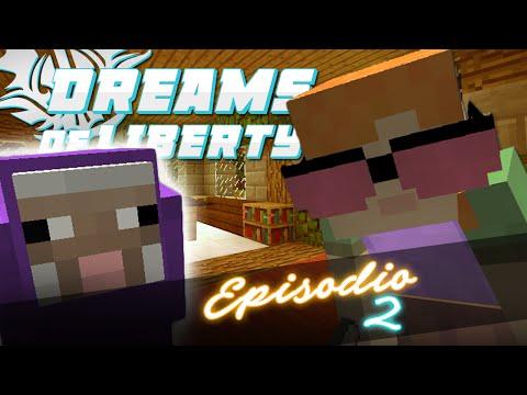 Putas y PARTY in the mansion! | Dreams of Liberty Episodio 2
