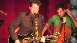 The Section Quartet & Joe Henry - Blue Christmas
