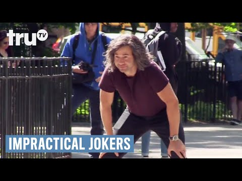 Impractical Jokers - Not-So-Easy Grab | truTV