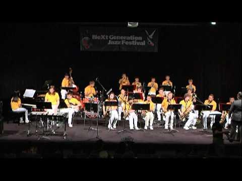 Foothill Middle School Big Band Walnut Creek CA