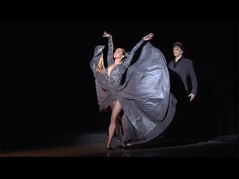 Балет Игоря Моисеева показал хореографическую картину «Танго «Del Plata» для зрителей Башкортостана.