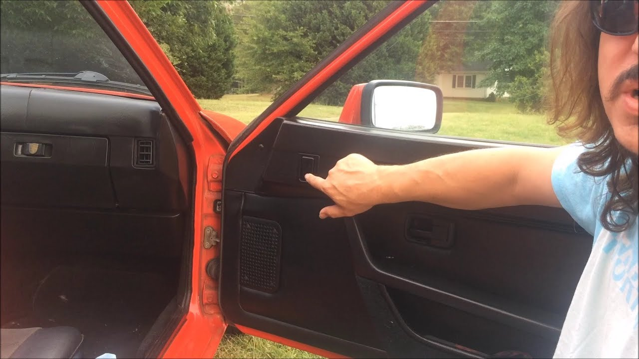troubleshooting 924 and early 944 passenger side window issues [ 1280 x 720 Pixel ]