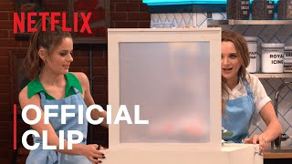 Nailed It! | Joey King and Hunter King's Epic Balloon Art Fail | Netflix