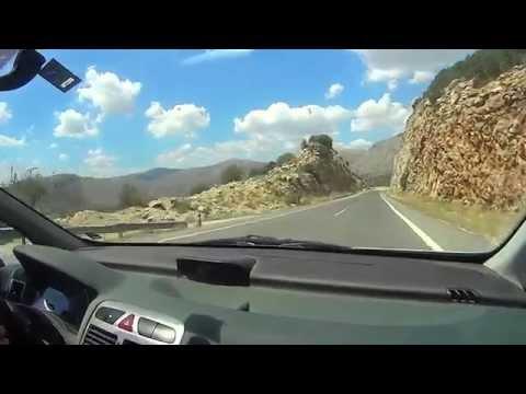 Laconia, Greece - Driving, Biking, Swimming