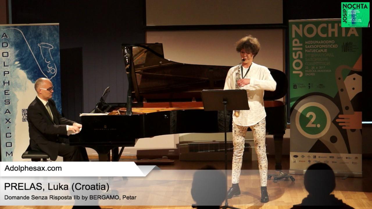 Domande senza risposta IIb by Petar Bergamo  – PRELAS, Luka (HR)