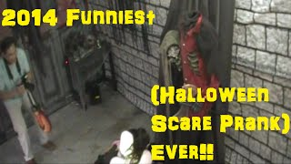 2014 Funniest Halloween Pranks Ever!! Teaser