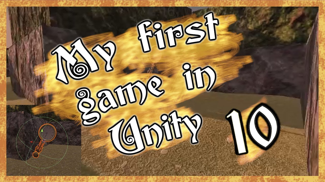 Labyrinth Game in Unity - #10 Place collectables on Unity