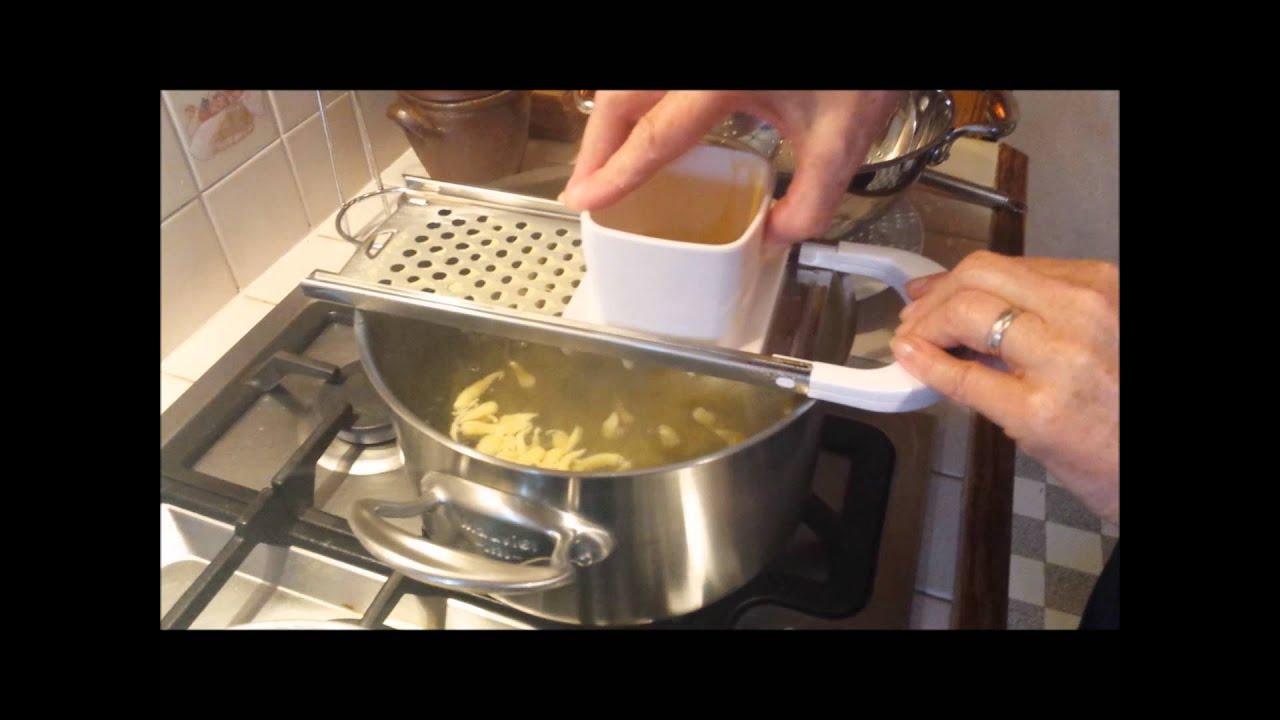 Cuisine Spaetzle La Recette Youtube