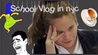 school vlog in nyc