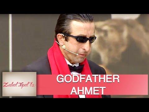 Zuhal Topal'la 56. Bölüm (HD) | Ahmet Bey'den Olay Yaratan Don Corleone Değişimi!