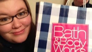 Bath & Body Works Haul! 10/30/2014! Thumbnail
