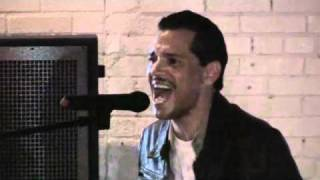 "V 101.9: El Debarge Sings ""Time Will Reveal"" With Fan!"