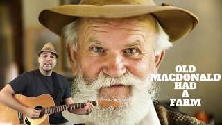 Old MacDonald - Nursery Rhymes - Blackberry Jam Kids Music