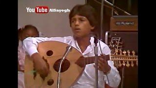 الفنان راشد الماجد - 1984م