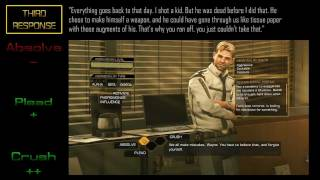 Deus Ex: Human Revolution - The Desk Job - Complete Solution (PS3Trophies.com)