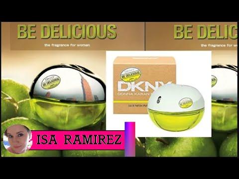 DKNY BE Delicious Reseña de perfume