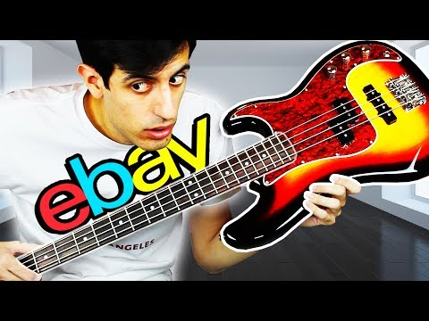 Download Youtube: The Cheapest BASS on EBAY