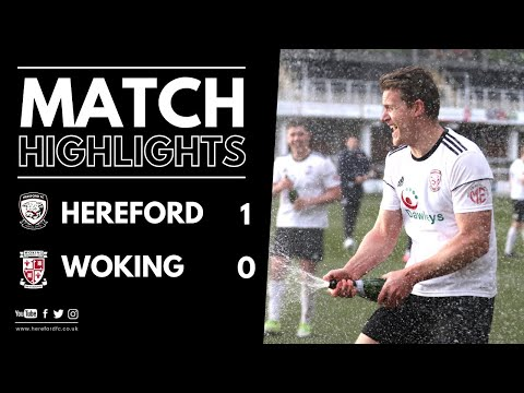 Hereford Woking Goals And Highlights