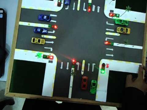 Intelligent Traffic Light System Design By Omar Alkaissy