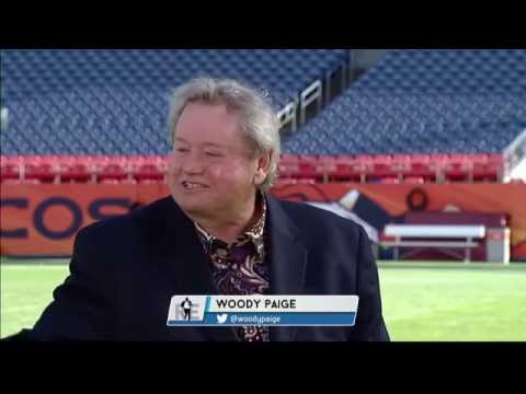 Woody Paige Joins Rich at Sports Authority Field at Mile High (Full Interview) 10/23/14