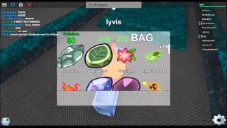 ROBLOX pfe how to get someones quest and zygarde blue core