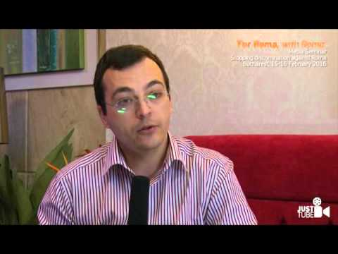 Interview with Marius Malinescu