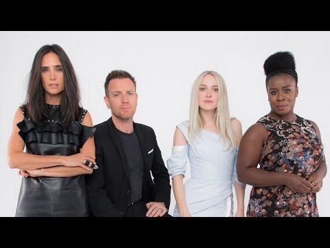 Ewan McGregor, Jennifer Connelly, Dakota Fanning, and Uzo Aduba on 'American Pastoral'