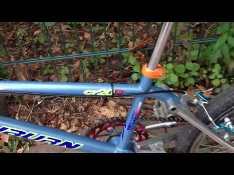 AUBURN Racing CR20R BMX Haro Bar ARAYA Rims Answer Fork Einmalig In Deutschland 2