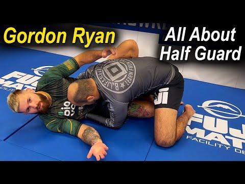 All About Jiu Jitsu Half Guard No Gi by Gordon Ryan