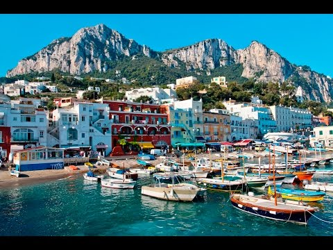 Top Tourist Attractions in Capri (Italy) - Travel Guide