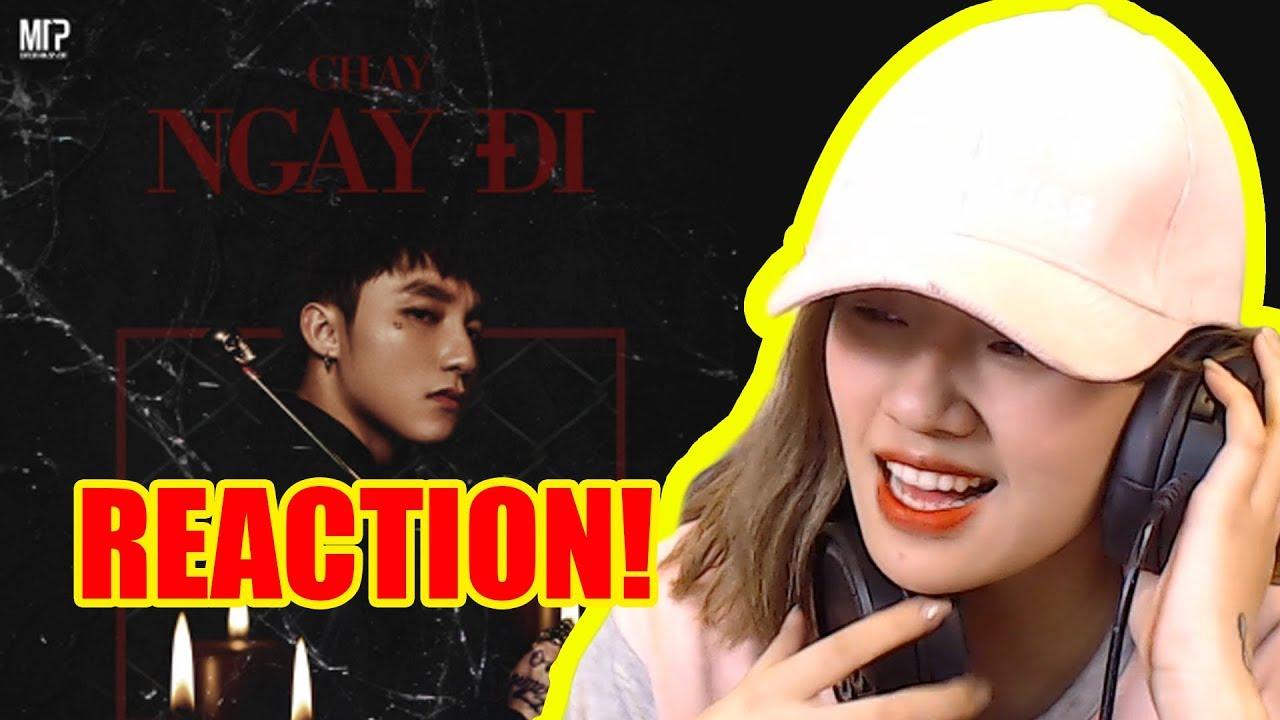 REACTION MV CHẠY NGAY ĐI - SƠN TÙNG MTP | FANNY GIẢI MÃ ĐIỀU KHÓ HIỂU TRONG MV SƠN TÙNG