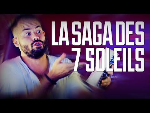 LA SAGA DES 7 SOLEILS - Nexus VI - BOOK #4