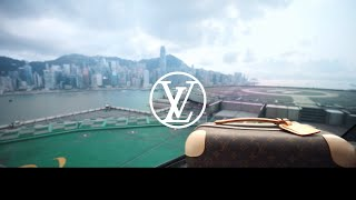 Louis Vuitton Horizon Luggage | LOUIS VUITTON