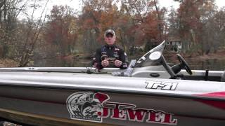 John Campos - Using Jewel Bait Jigs